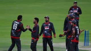 UAE tame Hong Kong by 6 wickets in 3rd ODI to clinch title