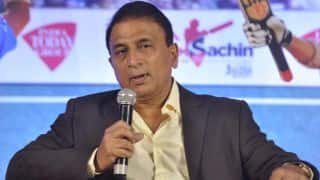 Sunil Gavaskar queries IPL team-owners on Sundar Raman's services