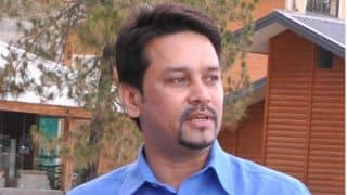 IPL 2016: BCCI not using drinking water for IPL 9, says Anurag Thakur