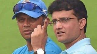 God save Indian cricket: Ganguly, Harbhajan slam conflict of interest notice to Rahul Dravid