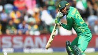 Learned a lot from Brendon Mccullum, says Fakhar Zaman