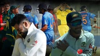 India vs Australia 2017-18: Most heated moments between India and Australia