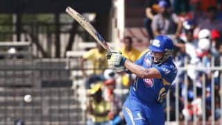 IPL 2014: Mumbai Indians not yet out of playoffs race, says Michael Hussey
