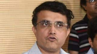 BCCI president-elect Sourav Ganguly to miss Ranchi Test due to ISL commitments