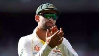 A day after meek surrender, Nathan Lyon backs Australian batsmen