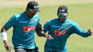 Shakib Al Hasan, Rubel Hossain likely to be fit ahead of Australia series