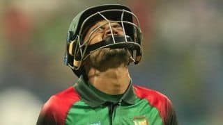 Mushfiqur Rahim first Bangladesh player to be dismissed for 99 in international cricket
