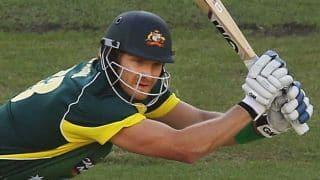 Shane Watson misses century by 18 runs