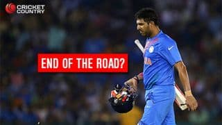 T20 World Cup 2016: Is this end of the road for Yuvraj Singh?