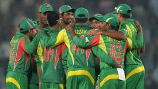 Live Cricket Score: Bangladesh vs Nepal ICC World T20 2014 Group A match