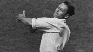Ashes 1936-37: Australia bowled out for their lowest score at home in 20th century