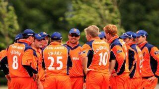 Nepal won by 20 runs |Nepal vs Netherlands, ICC WCL Championship, Live Updates