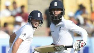 India vs England, 5 th Test: Moeen Ali, Joe Root put up 100-run partnership