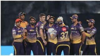 कोलकाता नाइट राइडर्स ने दी सनराइजर्स हैदराबाद को 17 रनों से मात