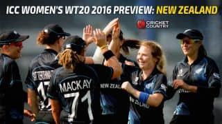 New Zealand Women in ICC World T20 2016: Blend of young ferns look for ticket to final
