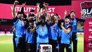 Vitality Blast T20: Cox, Moeen lead Worcestershire to title triumph