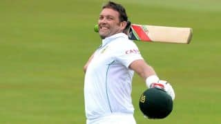 Kallis broke many records during last Test