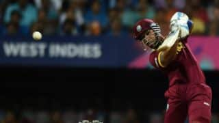 India vs West Indies, T20 World Cup 2016: Two no-balls bowled by Indian bowlers swung the match in our favor, says Lendl Simmons