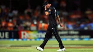 IND vs NZ: Milne likely to miss ODI series