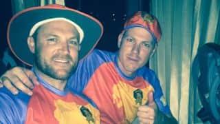 IPL 2017: Faulkner, McCullum in hilarious social media banter