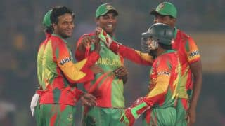 Live Updates: Bangladesh vs Zimbabwe 5th ODI