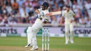 India vs England, 3rd Test: Virat Kohli, Ajinkya Rahane at the centre of India's resurrection