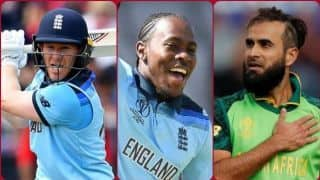 ICC CRICKET WORLD CUP 2019: Players who played International cricket from two different teams