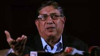 Aditya Verma urges ICC to  stop N Srinivasan from attending ICC Executive Board meeting