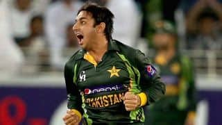 Saeed Ajmal included in Pakistan's provisional squad for ICC World Cup 2015
