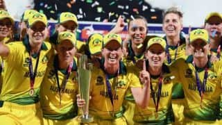 In Pics: 2018 ICC Women's World T20 Final, Australia vs England