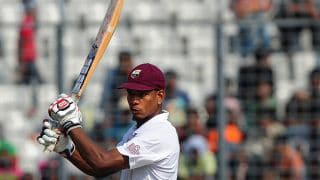 Zimbabwe restrict West Indies to 65-2 before lunch, Day 1, 1st Test