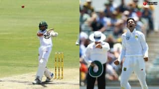 Keshav Maharaj's debut was about little aspirations coming true
