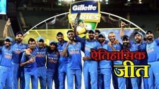 India vs Australia 2019, 3rd ODI, melbourne oneday LIVE UPDATE
