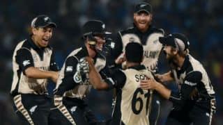New Zealand book T20 World Cup 2016 semi-final berth, defeating Pakistan by 22 runs at Mohali