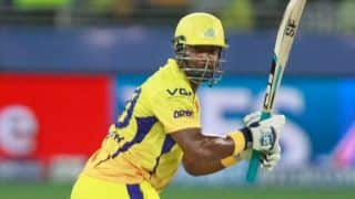 Dwayne Smith gives Chennai Super Kings solid start against Mumbai Indians in IPL 2014