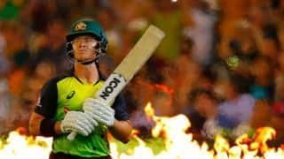 कुत्ते के काटने के बाद घरेलू वनडे मैच से बाहर हुए डार्सी शॉर्ट