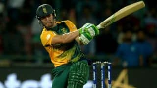 Icc Cricket World Cup 2019: AB de Villiers had offered to come out of retirement to play