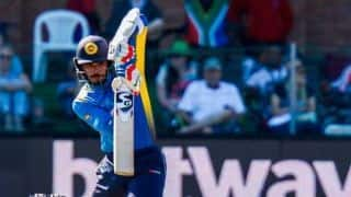 4th ODI: Isuru Udana's 78 guides Sri Lanka to 189