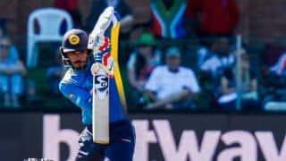 4th ODI: Isuru Udana's 78 guides Sri Lanka to 189