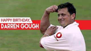 Darren Gough: 26 facts about England's pace spearhead of 1990s