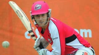 BBL 2017-18: Peter Nevill returns to Sydney Sixers