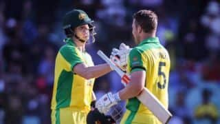 In Pics India vs Australia 2020, 1st ODI, Sydney: Smith, Finch Power Hosts to 1-0 Lead