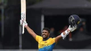 Avishka Fernando's maiden ODI century shines in Sri Lanka's thrilling 23-run win over West Indies