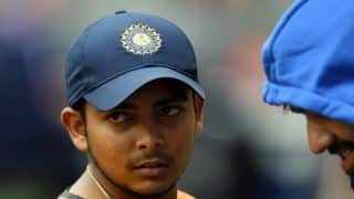 Prithvi Shaw hopes to be fit before IPL 2019