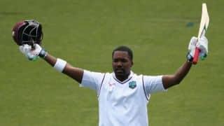 West Indies vs Pakistan, day-night Test: Darren Bravo proud of West Indies fightback