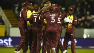 ENG vs WI, only T20I: Visitors considered walkover after Walton's injury