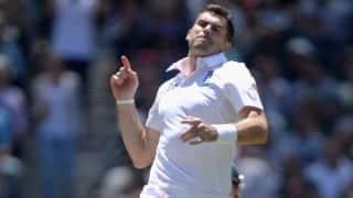 James Anderson makes quiet return to England's ODI setup