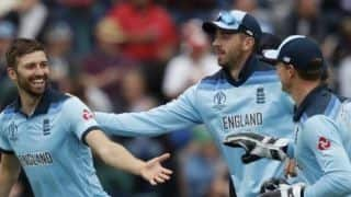 Cricket World Cup 2019: Mark Wood, Jofra Archer take three wickets each, West Indies bowled out for 212 against England