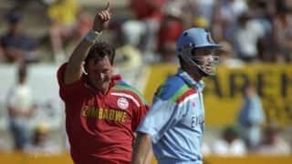 World Cup 1992: Chicken farmer Eddo Brandes floors England