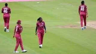 भारत के खिलाफ टी20 सीरीज के लिए वेस्टइंडीज की महिला टीम का ऐलान